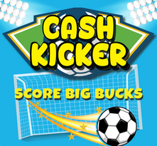 Cash Kicker african scratch card